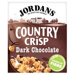 Jordans Dark Chocolate Country Crisp Cereal