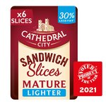 Cathedral City Lighter Cheese 8 Slices