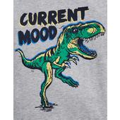 Joules  T-Shirt, Grey Dino