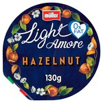 Mullerlight Amore Creamy Hazelnut Yogurt
