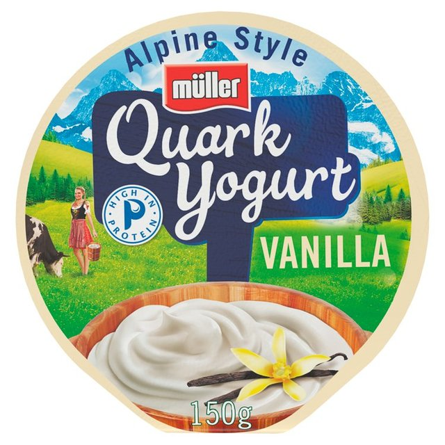 Muller Quark Yogurt Vanilla