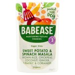 Babease Organic Sweet Potato & Spinach Masala