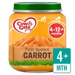 Cow & Gate Stage 1 Jar Carrot