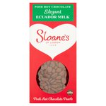 Sloane's Ecuador Milk 39% Vegetarian Posh Hot Chocolate