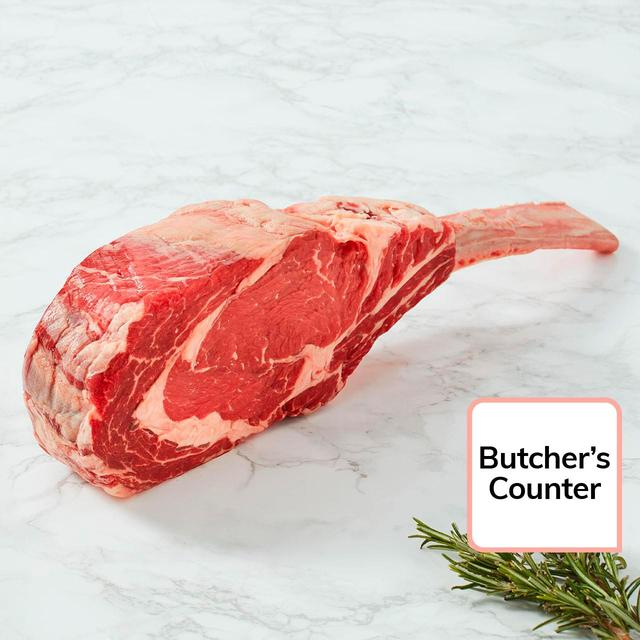 Ocado Tomahawk Steak 21 Day Matured
