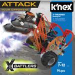 K'NEX X-Battlers, X-Thrasher Building Set 7+