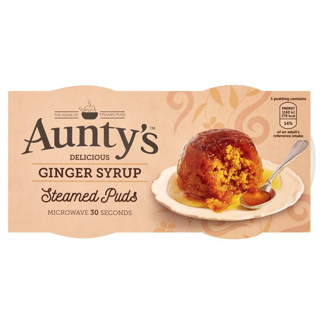 Aunty's Steamed Puddings Ginger Syrup