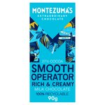 Montezuma's Organic Milk Chocolate Bar
