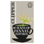 Clipper Organic Fennel Tea Bags