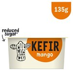 The Collective Kefir Mango Cultured Yoghurt 135g