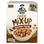 Quaker Kids Mix-Up Chocolate Cereal