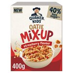 Quaker Kids Mix-Up Strawberry Cereal