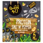 Good4u Veggie Protein Salt n Pepper Multipack