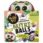 Good4u Nutri Balls Apple & Blackcurrant MULTIPACK