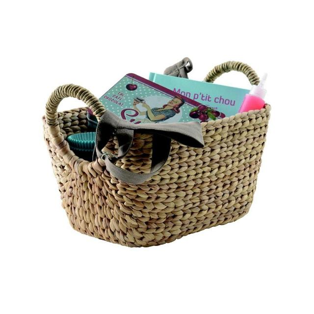 Compactor Caracas Woven Storage Basket, Medium