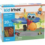 K'NEX Kid K'NEX Wings and Wheels Building Set 3+