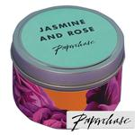 Paperchase Flower Tin Scented Candle