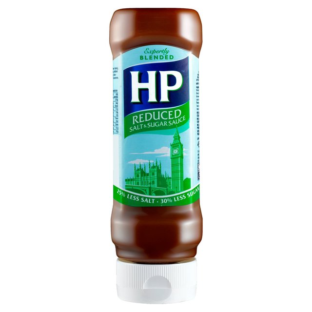 HP Sauce Reduced Salt & Sugar