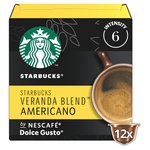 Starbucks Veranda Coffee Pods by Nescafe Dolce Gusto