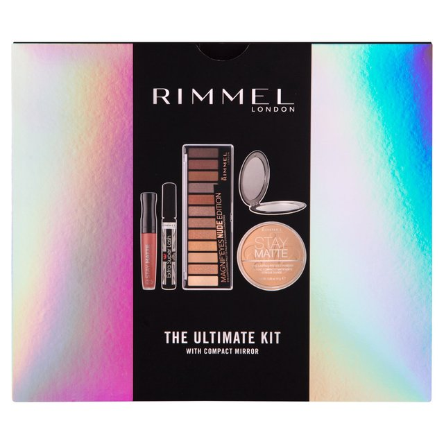 Rimmel The Ultimate Kit Gift Set