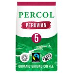 Percol Bold Peruvian Organic Ground Coffee