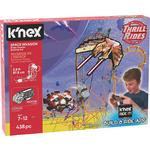 K'NEX Space Invasion Roller Coaster Building Set 7+