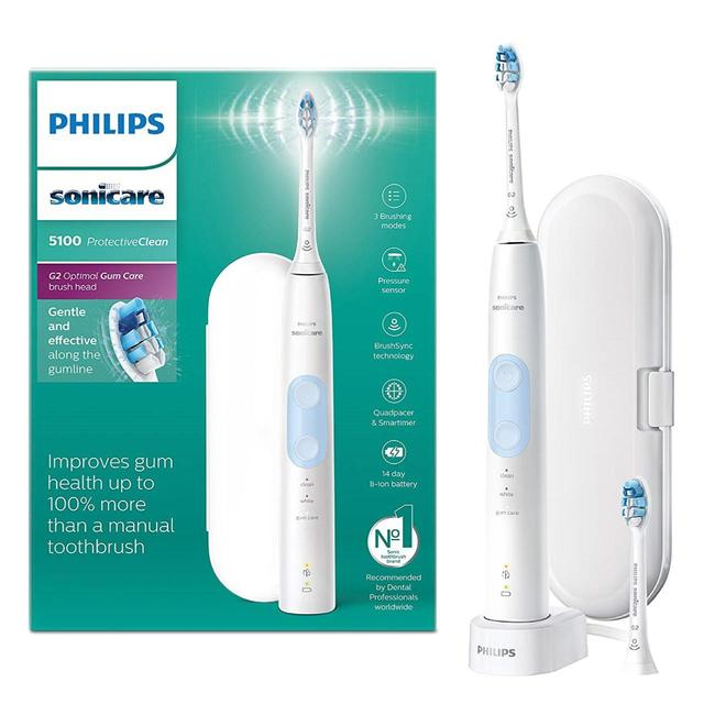 Philips Sonicare Protective Clean 5100 Electric Toothbrush