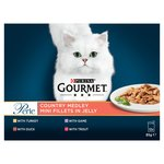 Gourmet Perle Country Medley In Jelly Cat Food Pouches