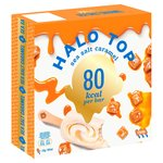 Halo Top Sea Salt Caramel Low Calorie Sticks