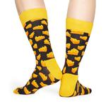 Happy Socks Mens Cheese Socks, Size 7.5 - 11.5