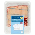 Waitrose Pork Shoulder Joint with Apple & Sage Stuffing