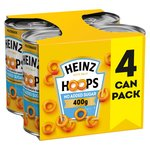 Heinz Hoops No Added Sugar