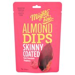Mighty Fine Dark Chocolate & Raspberry Almond Dips
