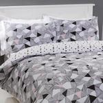 Sanctuary Bailey Cotton Duvet Set, Super King