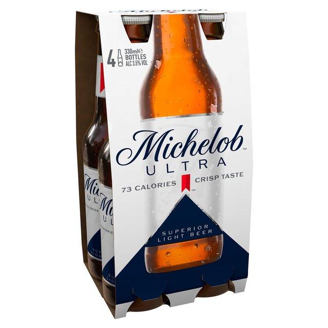 Michelob Ultra Superior Light Beer   Ocado