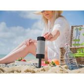 KitSound Diggit Outdoor Bluetooth Waterproof Speaker, Black