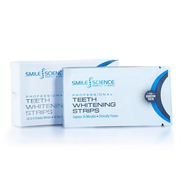 Smile Science Professional Teeth Whitening Strips