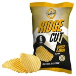 Seabrook Ridge Cut Cheese & Onion Crisps
