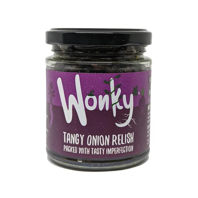 Wonky Food Company Tangy Onion Relish