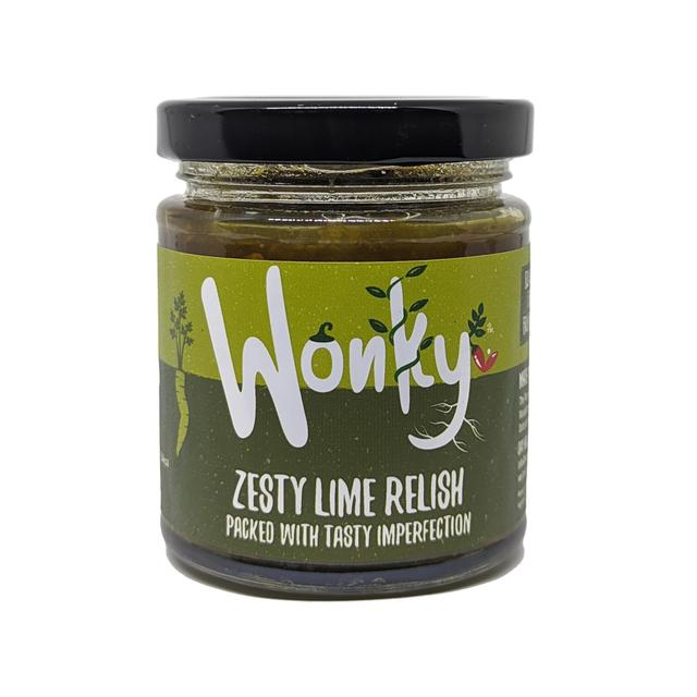 Wonky Food Company Hot Pepper & Lime Relish