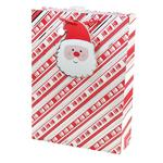 Giftmaker Santa Text With Giant Tag, Bag Extra Large