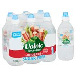 Volvic Touch of Fruit Sugar Free Rhubarb