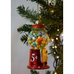 Kurt S. Adler Gumball Machine Tree Decoration
