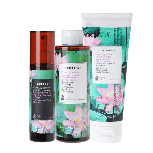 Korres Natural Water Lily Dreams Set