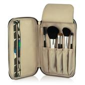 Orla Kiely Primrose Jade Brush Case