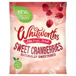 Whitworths Cranberries Snack Pack