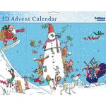 Quentin Blake 3D Advent Calendar