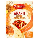 Schwartz Wrap It Moroccan