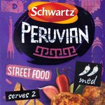 Schwartz Peruvian Street Food Seasoning
