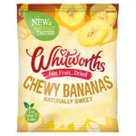Whitworths Chewy Banana Snack Pack